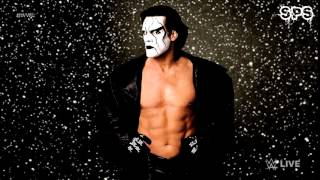 "WWE: Sting 1st & New Theme Song 2014 ""Out From the Shadows"" + [Download Link 320Kbps]"