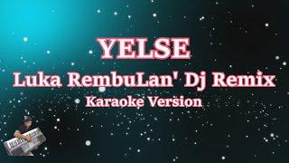 Gambar cover Karaoke Dj Luka Rembulan XX (Karaoke Tanpa Vocal) | Dj House Musik Keyboard