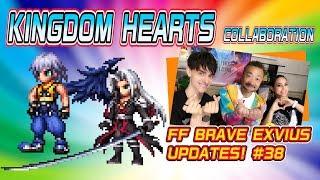 ffbeupdate38 kingdom hearts collaborationglobal