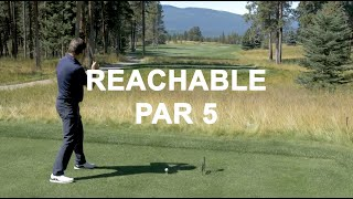 Nick Faldo Shows You How To Play AReachable Par 5