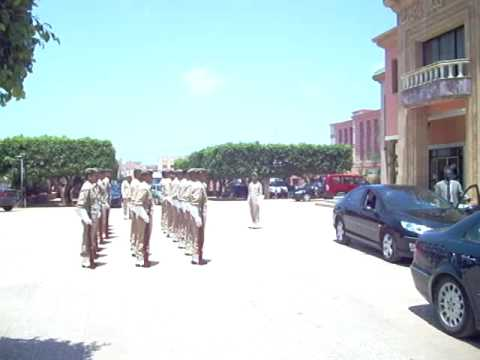 Hamidou Laanigri: www.oujdaportail.ma Inspecteur Général des FA