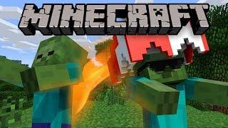 If Zombies Were Smart - Minecraft