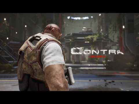 CONTRA 2028 Gameplay Trailer (HD) - 8 weeks student game!!