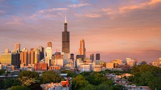 Cityscape Chicago II 4K