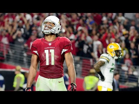 Larry Fitzgerald Career Highlights ᴴᴰ