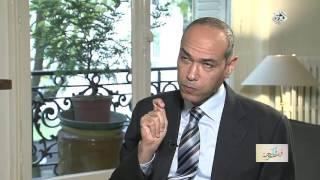 فسحة فكر  لقاء مع الكاتب المغربي الطاهر بن جلون ج2