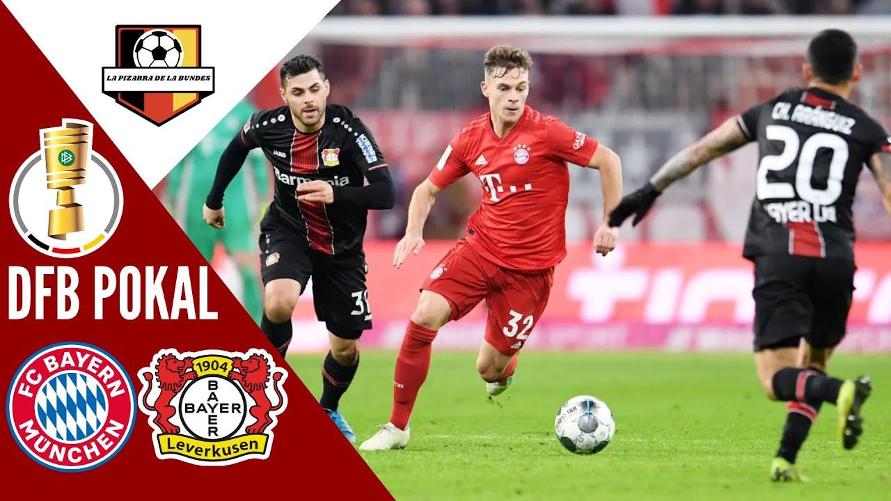 FC BAYERN MÜNCHEN-BAYER LEVERKUSEN: la Previa de la DFB POKAL FINALE, con María Candelario