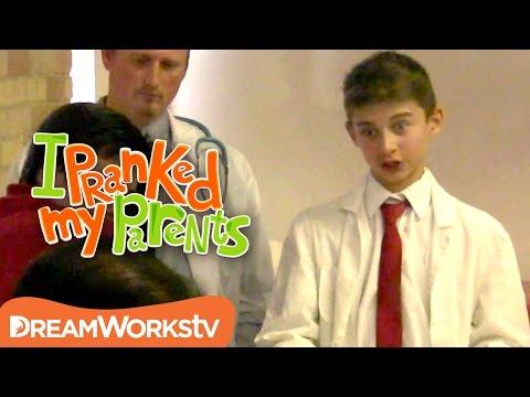 Kid Doctor Prank | I PRANKED MY PARENTS on Go90