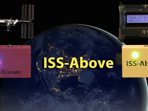 ISS Above Featuring live video from NASA's HDEV cameras on board the International Space Station