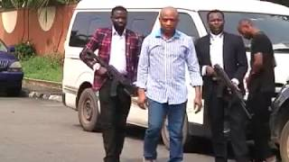 Nigerian Kidnapper who has a Ghanaian passport and houses in Ghana