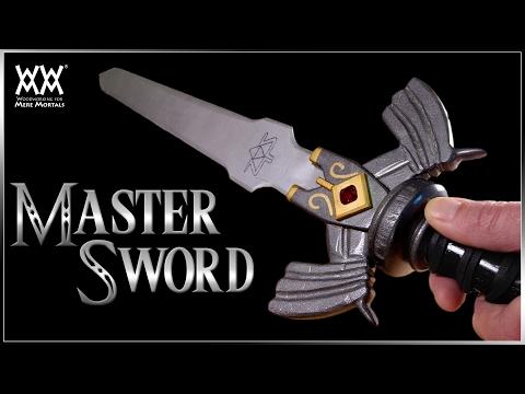 Legend of Zelda Master Sword | Handmade from Wood