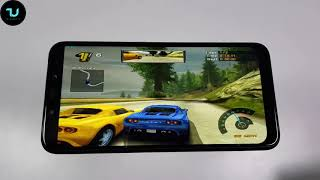 Pocophone F1 Dolphin test Prince of Persia The Two thrones, Need for Speed Gameplay