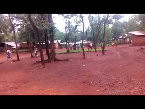 Nyarugusu camp in tanzania.