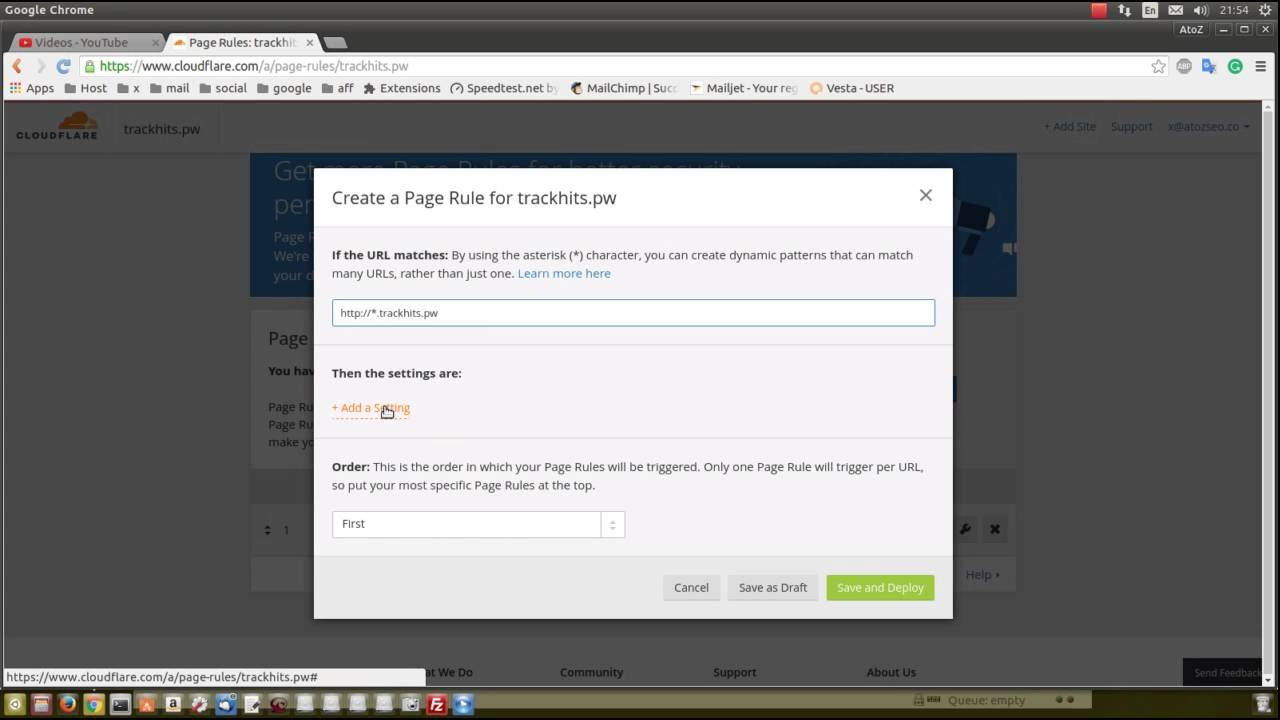 Build Website With Linux Vps Part 4 Free Ssl Certificate From