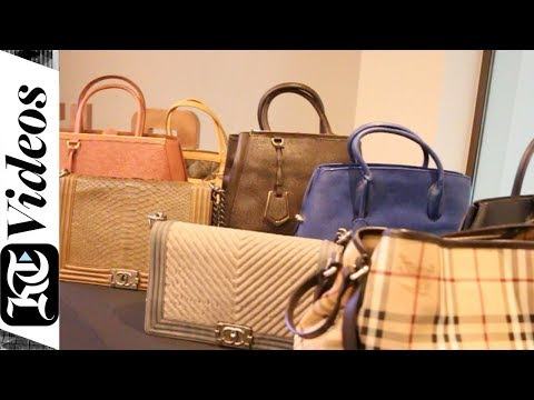 How to spot a fake handbag in Dubai