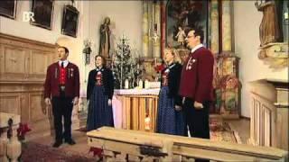 Ellbögener Viergesang - Fröhliche Weihnacht überall