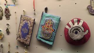 Goodbye 'Evil Eye:'  Jerusalem Museum Showcases The 'Hamsa'