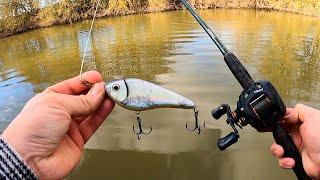 Pre Spawn Pike Fishing lure fishing