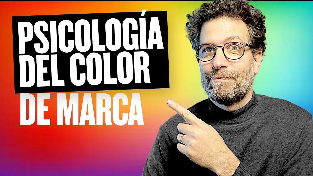 👌 Psicología del color en el diseño de logotipos y marcas