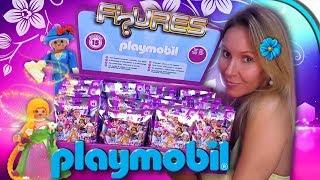 PLAYMOBIL THEKENDISPLAY 👧 Sammelfiguren für Mädchen Serie 15 auspacken ⭐ Figures Girls blind Bags