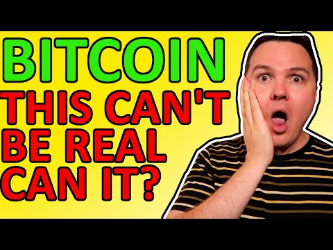 BITCOIN IS THIS REALLY HAPPENING? INSANELY BULLISH BITCOIN NEWS TODAY!!! CRYPTO \u0026 BITCOIN ANALYSIS
