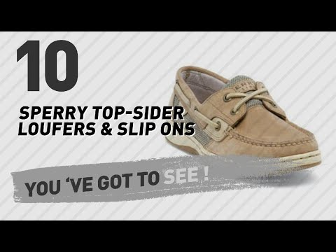 Sperry Top-Sider Loufers & Slip Ons // New & Popular 2017