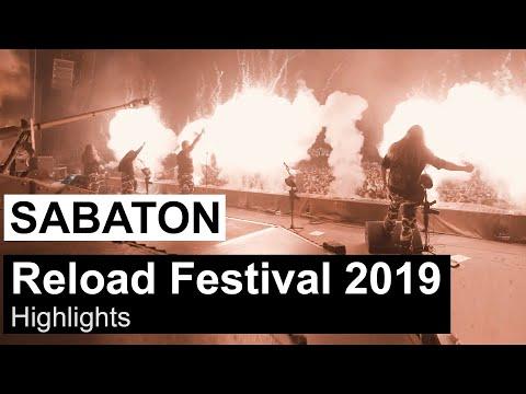 SABATON - Reload Festival 2019 (Highlights)