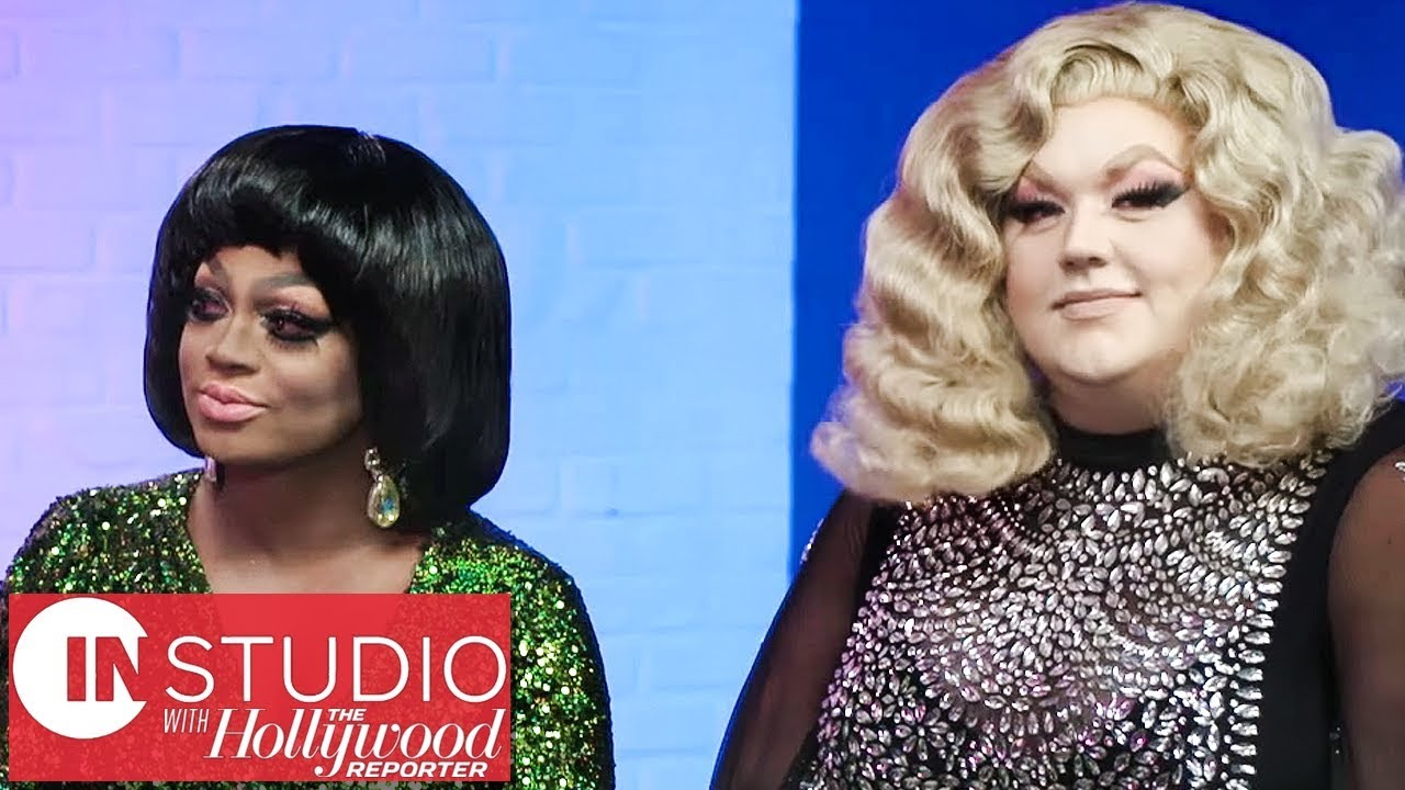 'RuPaul's Drag Race' Stars Eureka & Mayhem Miller on Shows 12 Emmy Noms & More!   In Studio with THR