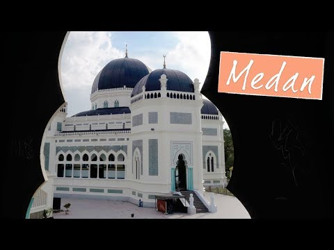 FOOD TOUR in the Capital • Medan • Sumatra Vlog 9 (German)