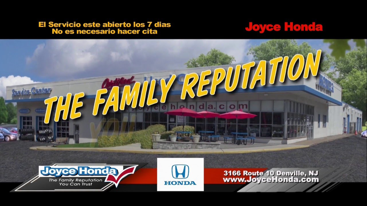 Joyce Honda Used Cars Spanish 30