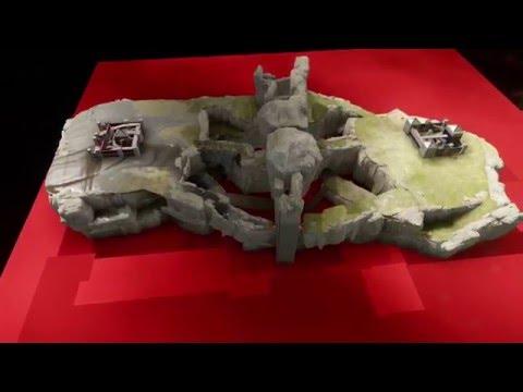 Halo 5 UT Lava Giant Remake | by EdwardBuckODST | Non-Halo Classics
