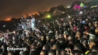 Strongman & Sarkodie Perform At Stonebwoy Ashaiman Concert