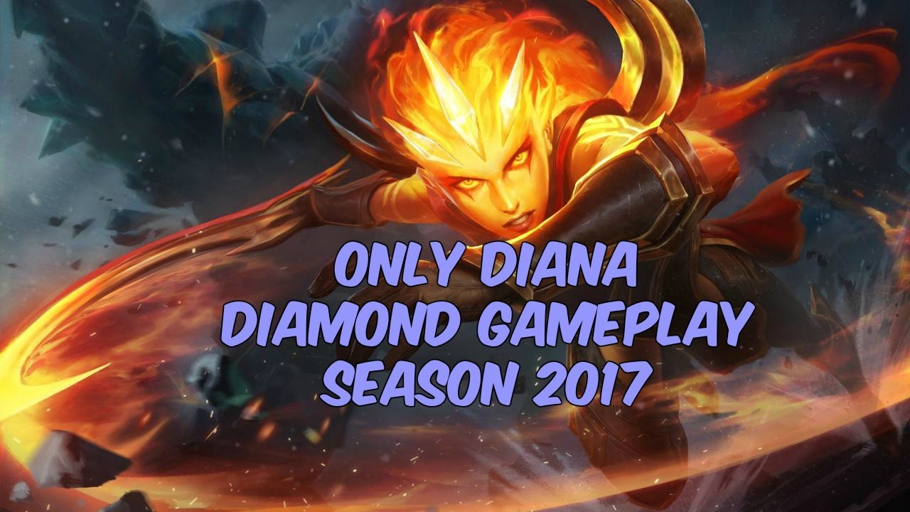 Diana Vs Lux Mid Season 7 Placements To Diamond Patch 624 Youtube