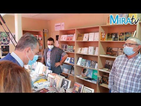 Espectacular comienzo de la 12 Feria del Libro de Tomares
