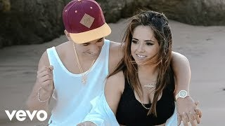 "Becky G e Austin Mahone puro amor nos bastidores do clipe ""Lovin' So Hard"""