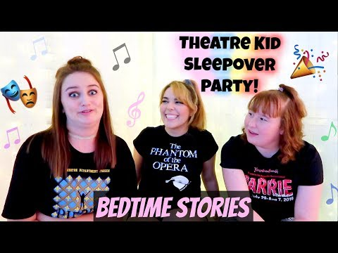 Show Mishaps Part 5: Slumber Party Edition! | Bedtime Storie