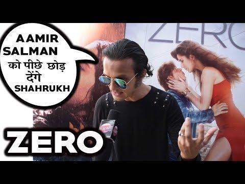Excited  Public  On Zero  Shahrukh Khan  Katrina Kaif  Anushka Sharma