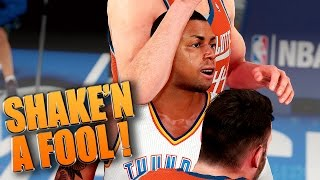 "NBA 2K16 TOP 10 NOT SO HOT ""Shake'N A Fool"" Plays Of The Week"