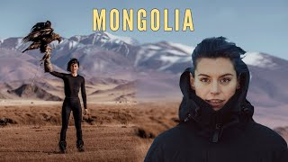 LIVING with Locals in Mongolia (Eagle Hunters, Nomads, Cities)