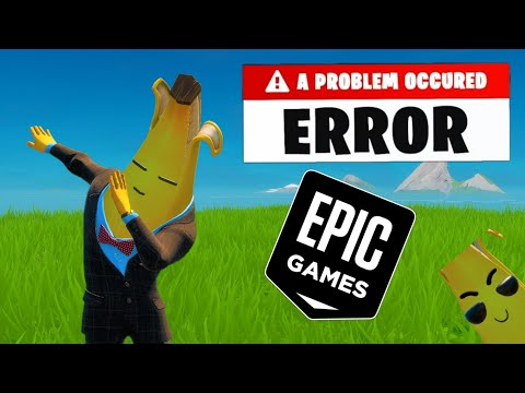Why EPIC GAMES *WON'T* Let Me Play FORTNITE...