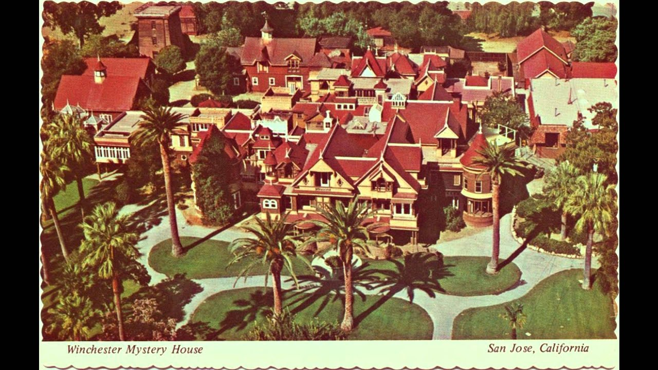 Winchester Mystery House Site Music