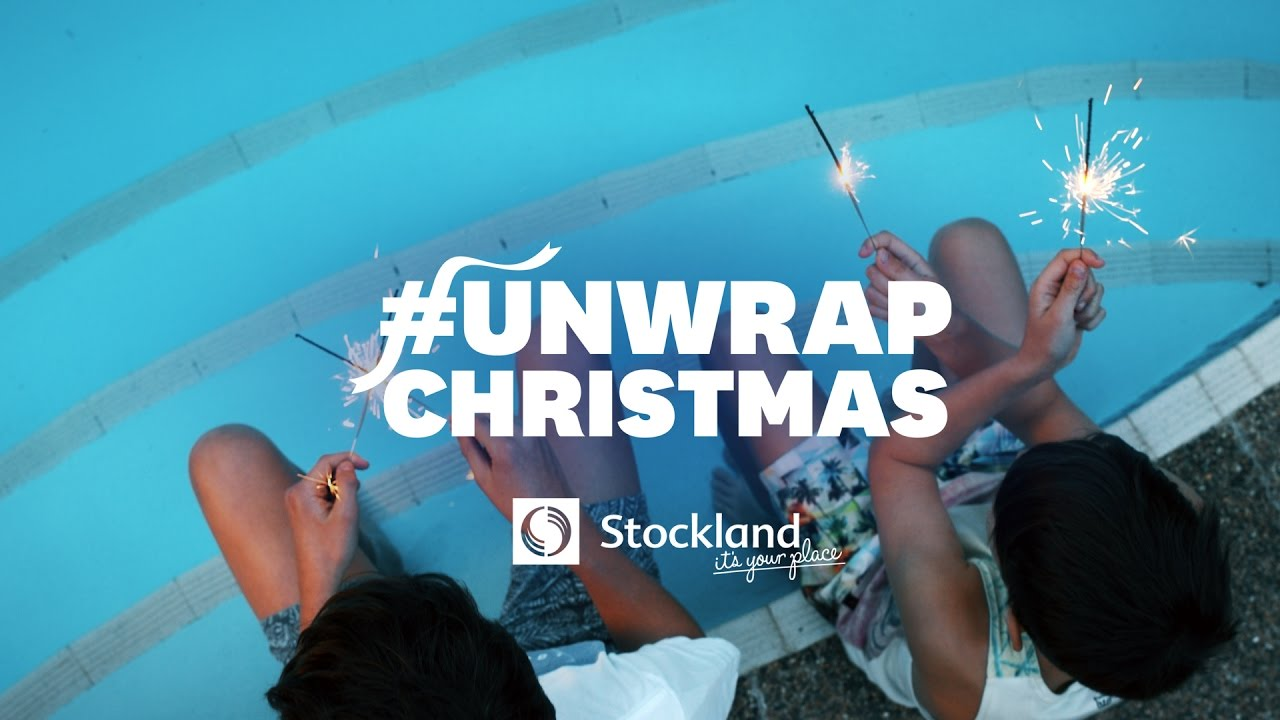 Unwrap Christmas - Stockland Christmas 2016 - YouTube