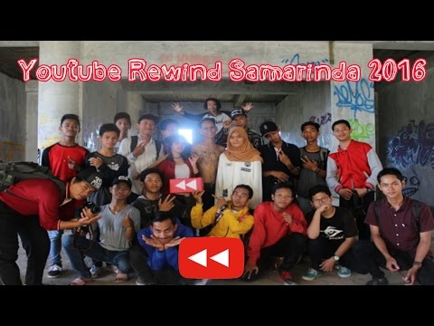 Youtube Rewind Indonesia Samarinda 2016 #Vlog6