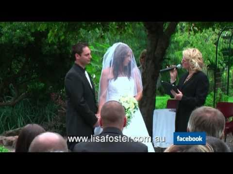 Lisa Foster  Australia Day Wedding Short Version