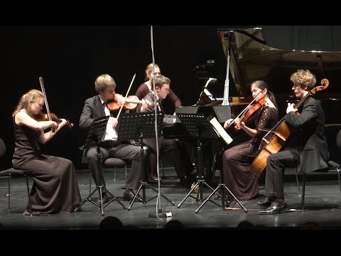 Brahms - Piano Quintet Op. 34 F Minor