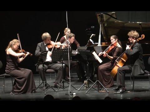 Brahms - Piano Quintet Op. 34 F Minor