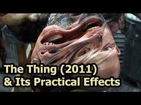 The Thing 2011: How It Looked With Amalgamated Dynamics' Practical Effects & Why They Weren't Used