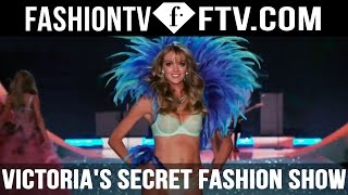 Victoria's Secret Fashion Show 2013 2014 HD ft Taylor Swift, Fall Out Boy, Neon Jungle   FashionTV