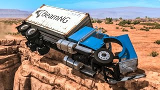 EXTREME CRASHES #22 - BeamNG Drive