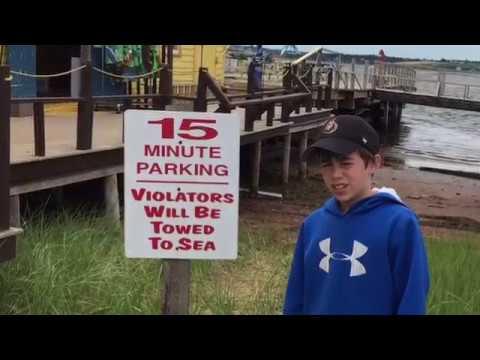 Vlogging at Prince Edward Island!